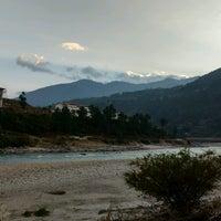 Photo taken at Punakha by Praful on 12/26/2016