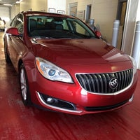 Photo taken at Sweeney Buick GMC by Jeff on 1/3/2014