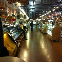Photo taken at Milwaukee Public Market by Kyle O. on 12/15/2012