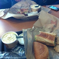 Photo taken at Erbert & Gerbert's by Kyle O. on 12/28/2012