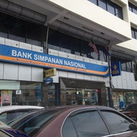 Photo taken at Bank Simpanan National by Fash E. on 2/19/2013