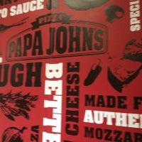 Photo taken at Papa John's Pizza by Joseph R. on 2/3/2013