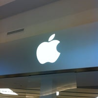 Photo taken at Apple International Plaza by Catiane D. on 8/17/2012