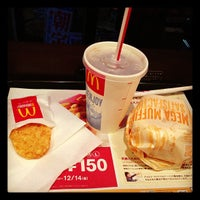 Photo taken at McDonald's by と on 11/23/2012