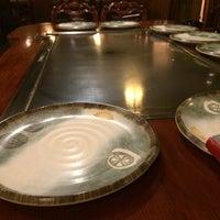 Photo taken at Ukai Japanese Steak House by Will L. on 4/7/2014