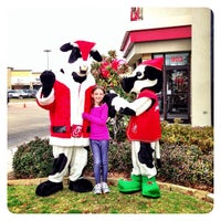 Photo taken at Chick-fil-A by Ian on 12/8/2012