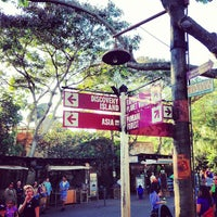 Photo taken at Harambe Village by Ian on 11/22/2012