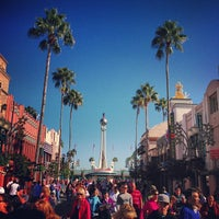 Photo taken at Hollywood Boulevard by Ian on 11/25/2012