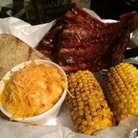 Photo taken at Brushfire BBQ by Fernando E. on 1/7/2014