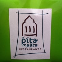 Photo taken at Pita Majita Restaurante Arabe by Yamal G. on 7/8/2014