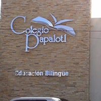 Photo taken at Colegio Papalotl Prescolar Y Primaria by Alondra R. on 12/19/2013