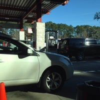 Photo taken at Costco Gasoline by Luis E. on 12/15/2016