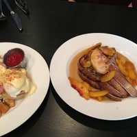 Photo taken at YOLO Restaurant + Lounge by David M. on 6/25/2017