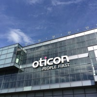 Photo taken at Oticon by My Oslo N. on 6/17/2014