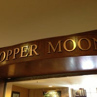 Photo taken at The Copper Moon by Chris S. on 4/6/2013