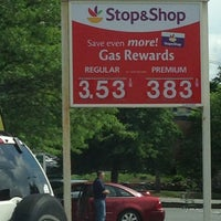Photo taken at Stop & Shop Gas by Amy R. on 6/14/2013