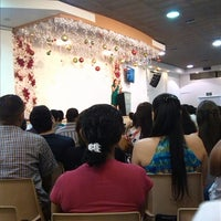 Photo taken at Iglesia Casa del Rey by William A. on 12/8/2013