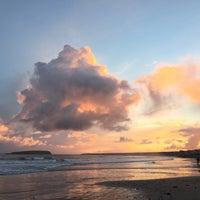 Photo taken at Keel Beach by Wojciech Jerzy W. on 9/30/2016