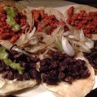 Photo taken at Los Tacos Y Lonches De Mi Jefa by Diego M. on 2/2/2014