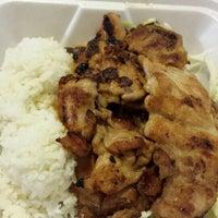 Photo taken at L&L Hawaiian BBQ by Ťrîsh on 5/31/2014