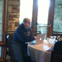 Photo taken at Glennmoor Country Club by Randy H. on 10/17/2012