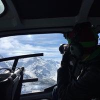 Photo taken at Mount Cook Ski Planes by Ekaterina R. on 3/28/2018