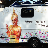 Photo prise au Thai Thai Food Truck par Thai Thai Food Truck le11/30/2013