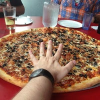 Photo taken at Fat Sully's Pizza by Anthony V. on 7/28/2013