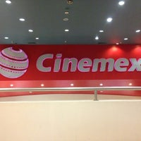 Photo taken at Cinemex by Marco Antonio M. on 7/26/2013