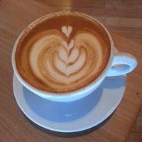 Photo taken at Primavera Coffee Roasters by VacationGuru on 11/13/2012