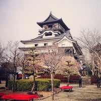 Photo taken at Inuyama Castle by 望月 裕. on 1/26/2013