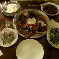 Photo taken at Park Restaurant by Asena Ö. on 6/17/2014