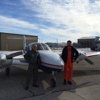 Photo taken at International Test Pilot School by Zafer K. on 3/22/2014