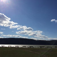 Photo taken at MacEachron Waterfront Park by catsun on 4/9/2014