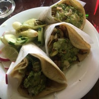 Photo taken at Tacos El Bronco Restaurant by Mike P. on 11/23/2014