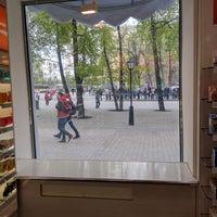 Photo taken at Дворик Ленина 101 by Александр Б. on 5/31/2018