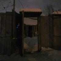 Photo taken at Остановка «Контрольная» by Александр Б. on 2/1/2018
