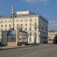 Photo taken at Мир Ткани by Александр Б. on 7/1/2018