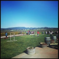 Photo taken at Larson Family Winery by Quinn W. on 2/9/2013