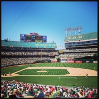 Photo taken at O.co Coliseum by Quinn W. on 6/29/2013