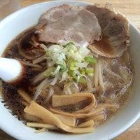 Photo taken at 麺幸 by Seiya T. on 1/1/2014