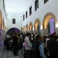 Photo taken at Antiguo Hospital Militar by Oscar N. on 11/14/2014