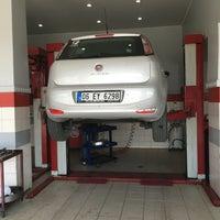 Photo taken at Bergama Fiat Servisi by TC Sezer T. on 6/23/2016