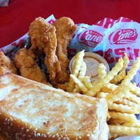 Photo taken at Raising Cane's Chicken Fingers by Brian W. on 2/22/2013