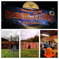 Photo taken at Spook-O-Ree by Kyle A. on 10/28/2013