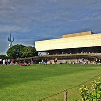 Photo taken at Cultural Center of the Philippines by Adel B. on 7/6/2013