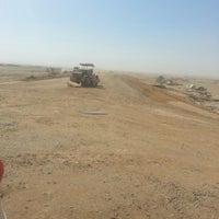 Photo taken at Wadi bridge by Mahmoud E. on 11/11/2014