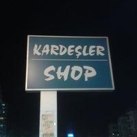 Photo taken at Kardesler SHOP by Ali Can Ç. on 2/4/2014