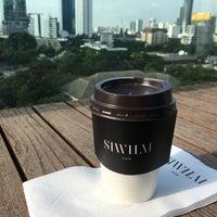 Photo taken at Siwilai Café by Gim T. on 6/27/2017