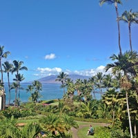 Photo taken at Wailea Beach Marriott Resort & Spa by Erik B. on 2/8/2013
